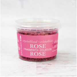 Cryst Rose Fragments 80G Epicureal